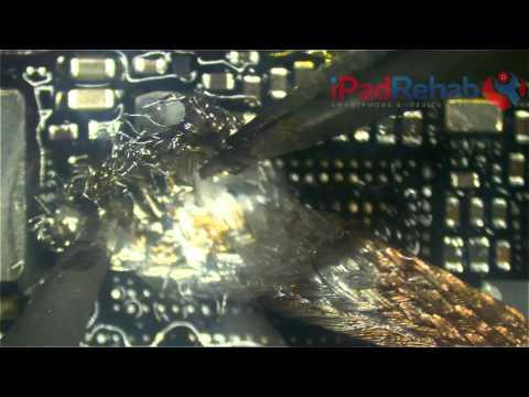 Photo of iPad mini suddenly won't turn on? Change Power Management ic – YouTube